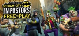 Gotham City Imposters: Free to Play